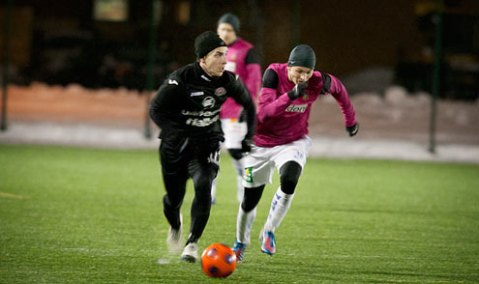FC Lahti y JJK, en el primer partido de Liiga Cup | Foto:Mirja Hussai / Etelä-Suomen Sanomalehti