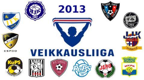 Veikkausliiga2013