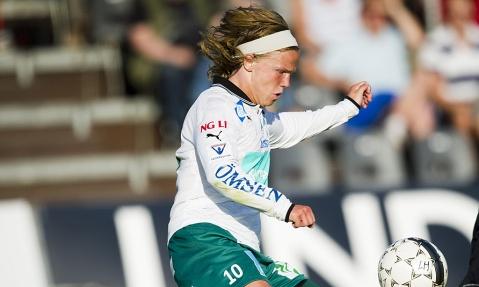 Petteri Forssell dio la victoria a IFK frente a KuPS | Foto: Roni Rekomaa / Lehtikuva